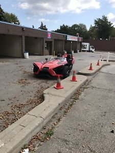 POLARIS SLINGSHOT FOR SALE (AUTOMATIC)