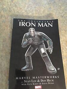 MARVEL The Invincible Iron Man Vol 1