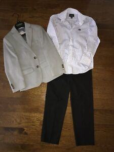 Boys RALPH LAUREN Suit - Size 7/8