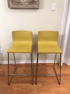 2 Perfect Condition Bar Stools