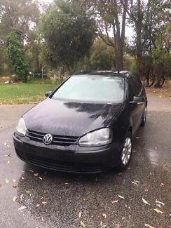 Wrecking! 2006 Volkswagen Golf 5