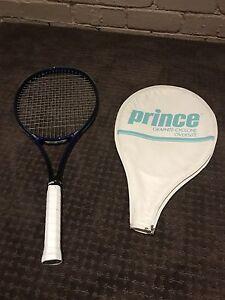 Prince graphite cyclone Oversize-Mint, not 1 scratch! Grip4 Preston Darebin Area Preview