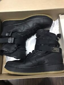 Triple Black Sf Gum bottom