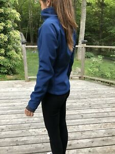 Women's blue Bench Jacket size Small