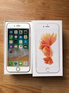 iPhone 6s unlocked 64 GB