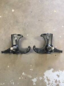 New c-10 cpp stock height spindles
