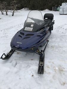 Snowmobile- 1999 Skidoo