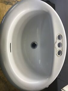 Sink an countertop