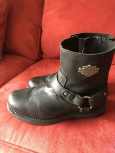 Harley Davidson boots sized 8.5W