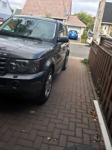 Land rover - range rover HSE  a avendre