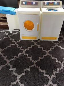 Little Tikes Vintage Washer and Dryer