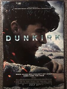 Dunkirk Movie Posters for Sale // price per poster