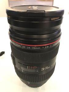 Canon EF 24-70 mm 2.8L USM