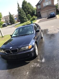 2004 BMW 325xi All wheel drive Sports pkg *PRICE DROP*