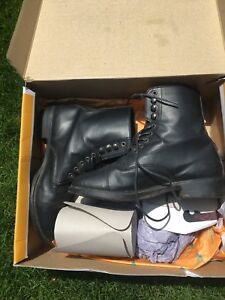 Auken kids horseback riding boots size 6