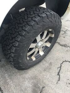Trade wheels and tires