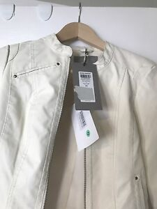 Vero Moda Ivory Jacket Size XS - new with tags!!