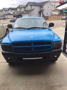 Dodge dakota baby blue