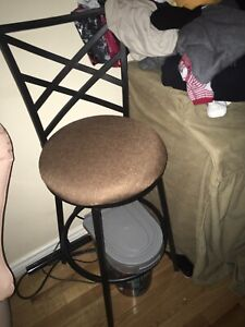 New bar stool