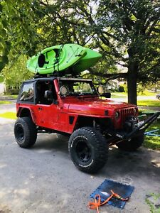 2003 JEEP TJ   Awesome rig