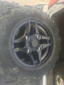 "Wanted 14"" Polaris rims"