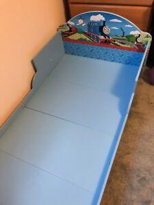 Toddler Thomas Tank bed