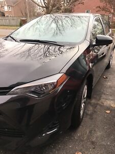 2018 Toyota Corolla LE VERY LOW KMS