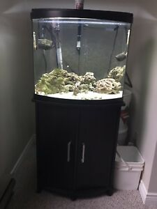 29 Gallon bow front aquarium ***REDUCED***