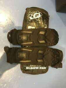Planet eclipse paintball elbow pads