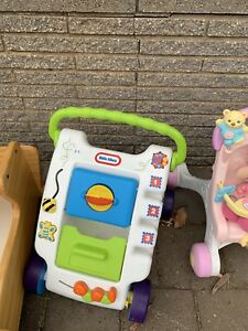 Post office toy walker