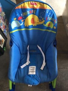 Fisher price infant to toddler chair. Clean