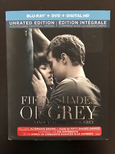 Fifty Shades Of Grey Bluray MINT CONDITION! $15 obo