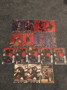 Rare Captain America Civil War Cards