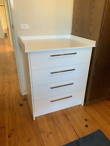 Change Table/Drawer Storage Unit
