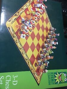 Muppet Show Chess Set- Must See