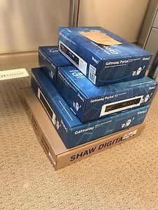 Shaw digital cable central gateway system