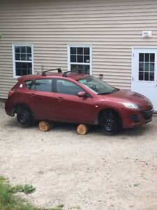Parting out 2010 Mazda 3