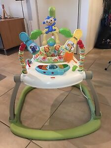 Fisher-Price Rainforest Friends SpaceSaver Jumperoo® Greenslopes Brisbane South West Preview