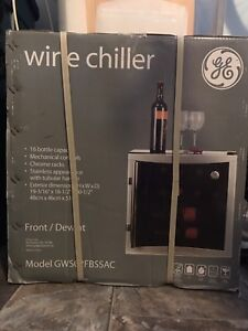 GE WINE CHILLER Never Opened! Still sealed in box!