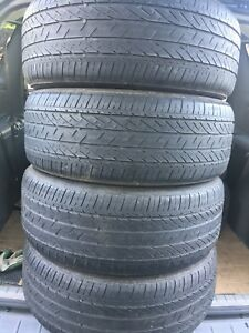 4-225/50R18 Firestone all season
