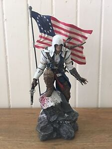 Assassin's Creed III Figure Torquay Fraser Coast Preview