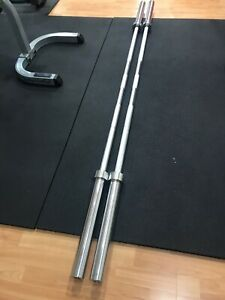 OLYMPIC WORKOUT BAR! Brand new!!