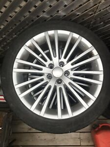 17 inch wheels with tirea