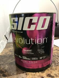 Unused Sico Paint Evolution ready for you to tint and use!