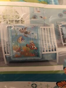 Finding Nemo 8 peice nursery set
