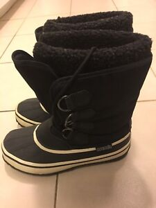 Sorrel winter boots for a man or woman