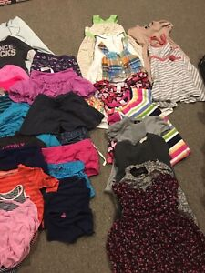 Girls size 5-6 lot of clothes