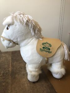 Cabbage Patch Kids Show Pony Stuffie Plush Toy Horse
