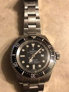 Rolex  oyster perpetual Deep Sea-dweller 12800  for sale !
