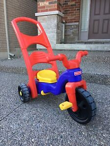 Fisher Price Rock, Roll & Ride Trike